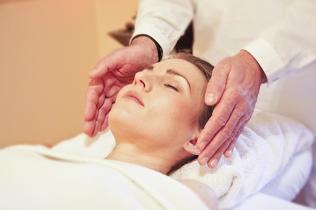 Reiki et toucher thérapeutique