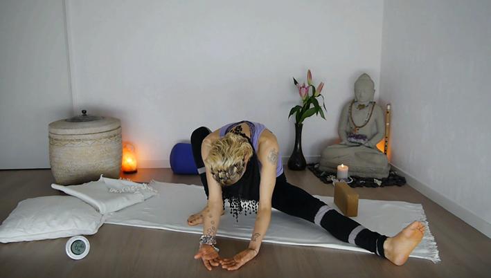 Positions Yin Yoga