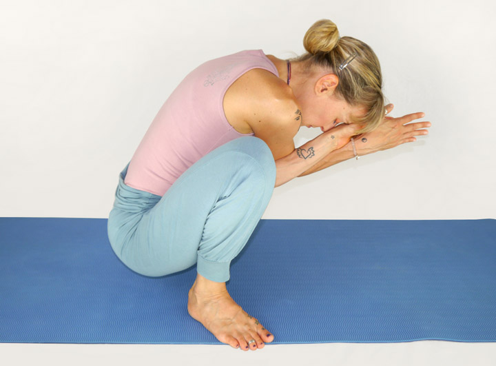 Posture Yin Yoga