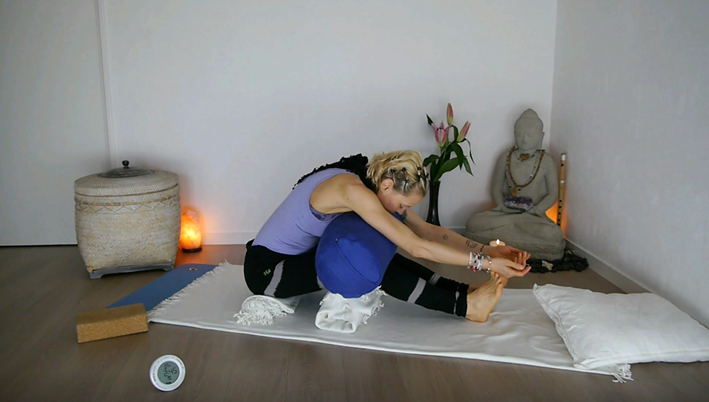 Séance Yin Yoga