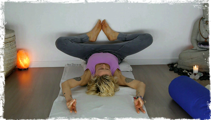 Yin Yoga Stress avec Jane